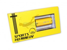 Underwater Sport Camera Retail Box
