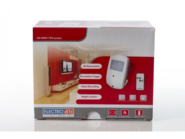 home security camera retail box - Home Video Security Systems