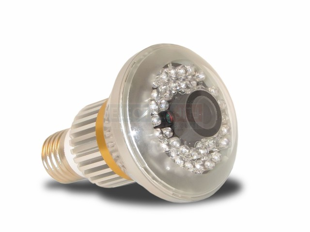 Surveillance camera hidden camera light bulb spy camera aloadofball Images