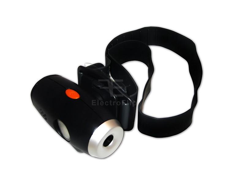 Helmet Mount Video Camera