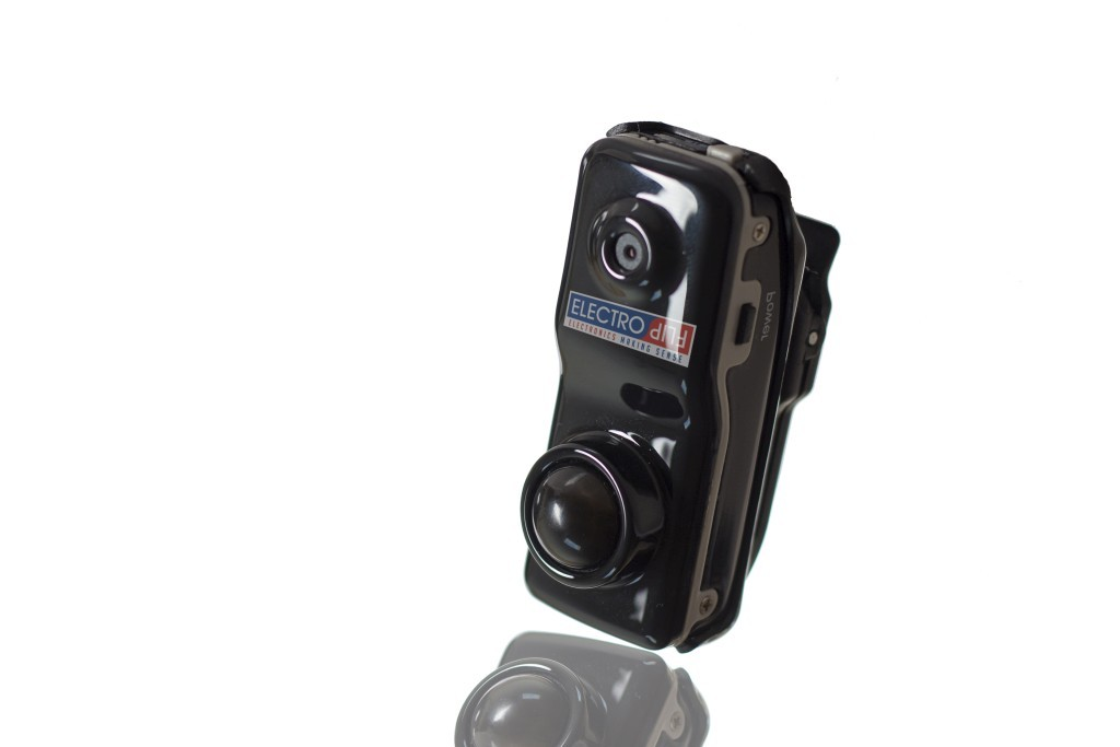 Mini Motion Activated Camera