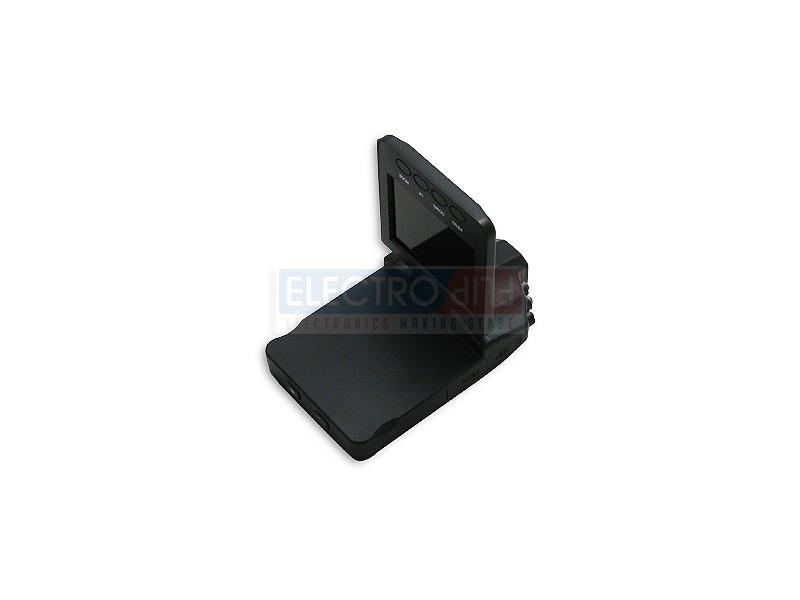 Windshield Car Camera Flipdown LCD