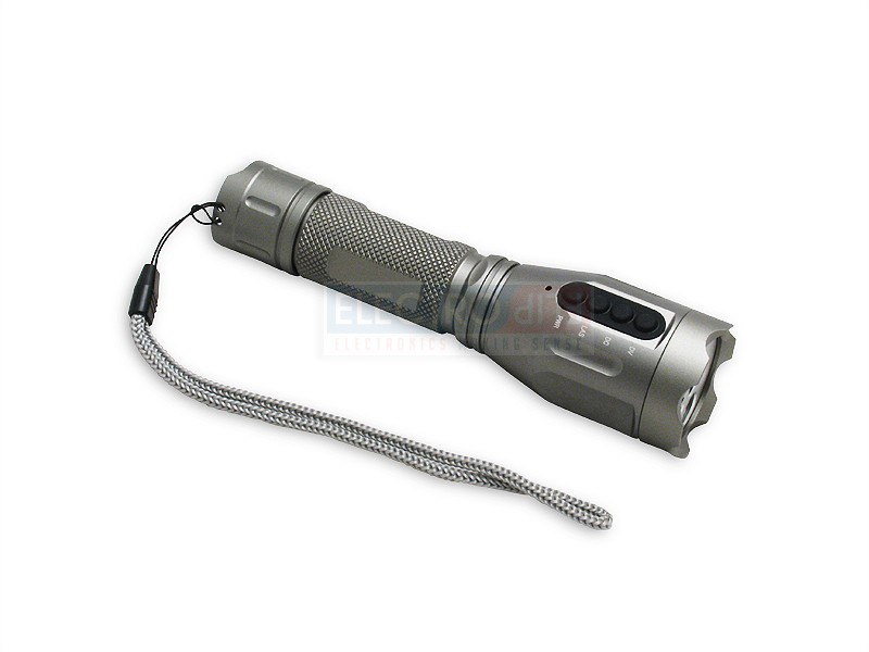 Flashlight Camera DVR Device