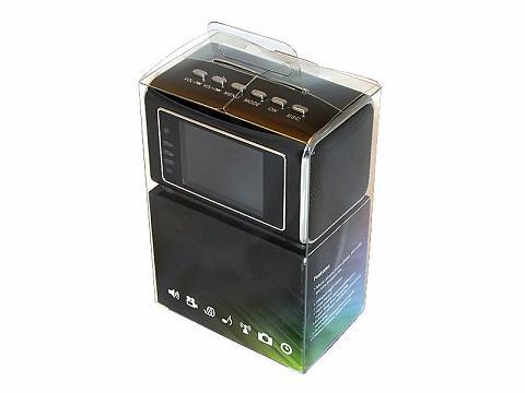 CLOCKCAM Audio Video Portable Recorder Rechargeable Alarm Clock Spy Camera DVR at Sears.com