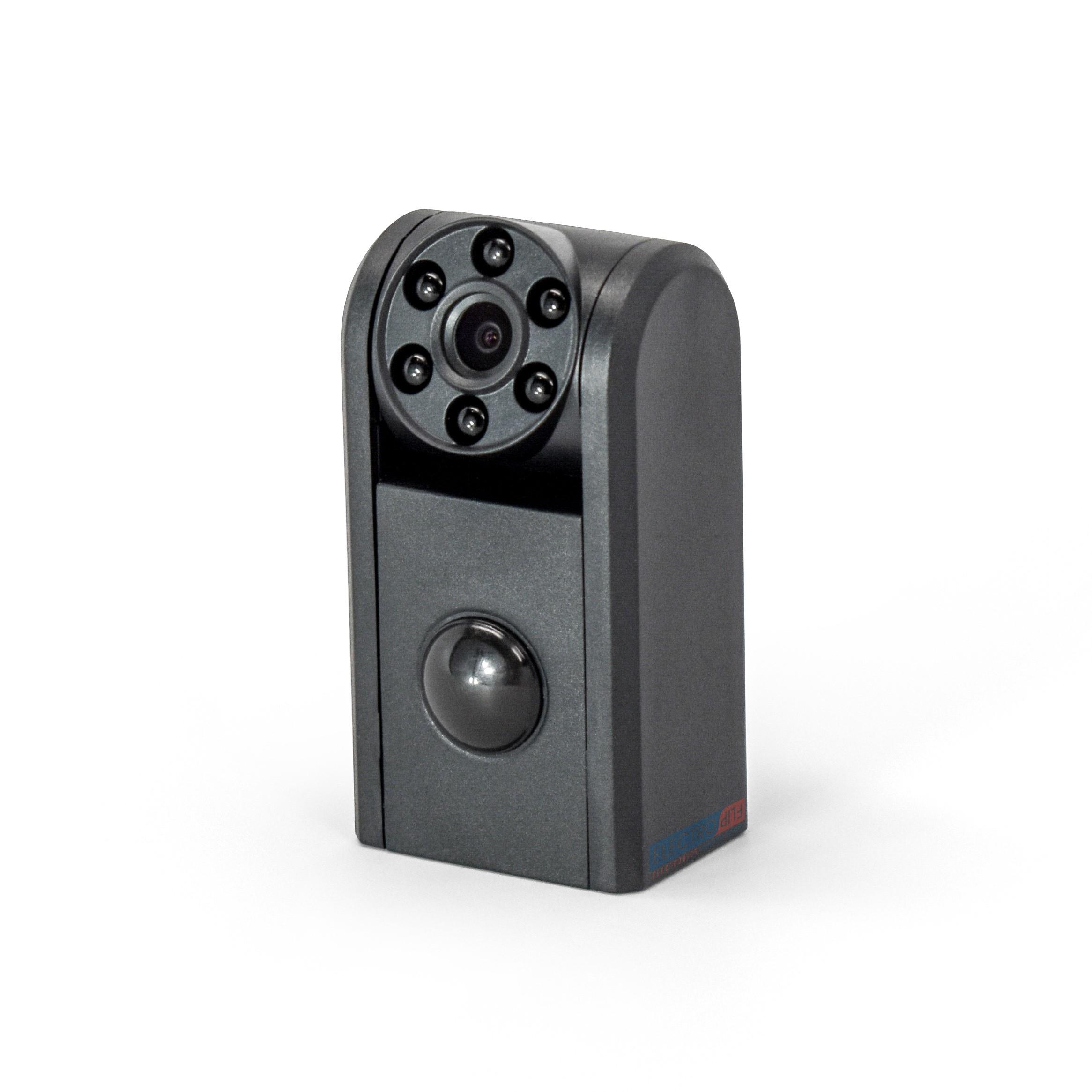 NiteEye3 - Rotating Lens NightVision DVR Camera