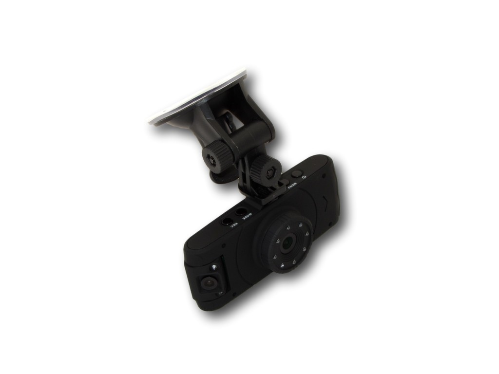 TwinCam Dual Lens HD Car Camera